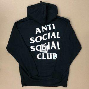 New Anti Social Social Club Mind games Hoodie BapE